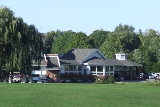 SpringVale Clubhouse Outside
